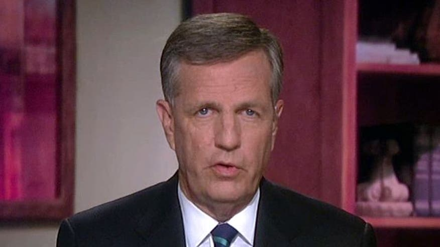 Brit Hume conducts a hard hitting hypothetical interview with President Obama... played by O'Reilly!