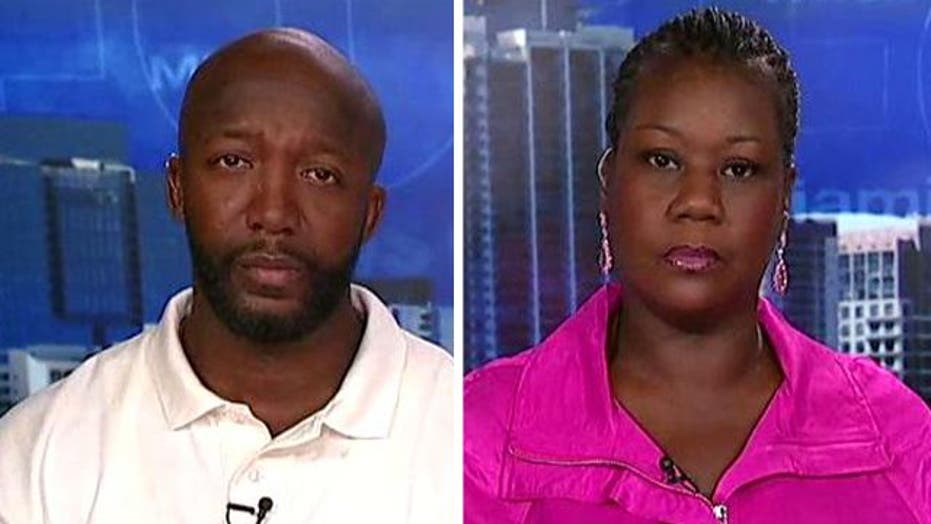 Exclusive: Trayvon Martin's parents seek justice