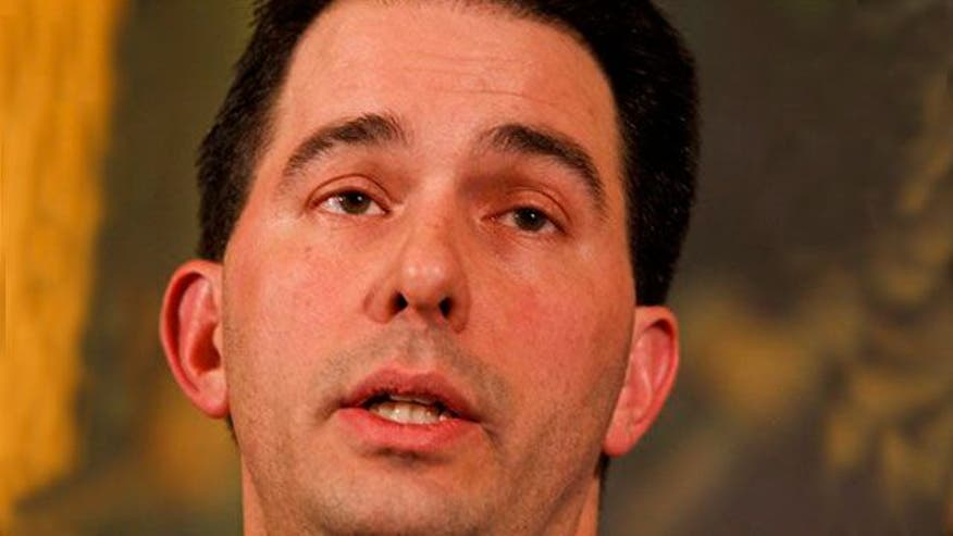Push to recall Republican Governor Scott Walker is heating up