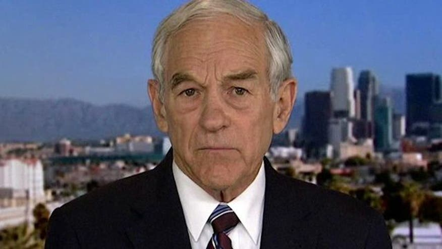 2012 candidate Ron Paul on doctors' plan to limit tests for patients, GOP race