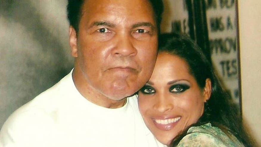 The Parkinson's Disease Foundation says nearly 1 million Americans are living with the condition. One of those people is legendary boxing champion Muhammad Ali.  His daughter, Rasheda Ali, talks about his struggles and her work to find a cure using stem cells