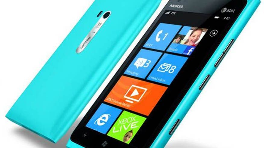 Tech Take: Clayton Morris has the good, the bad and the ugly with the new Nokia Lumia 900 Windows phone