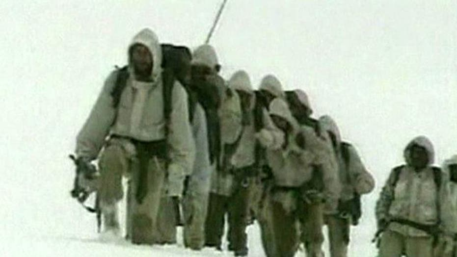 Bodies recovered after avalanche buries Pakistani soldiers