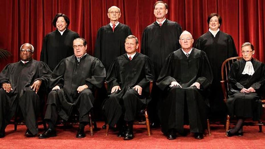 Grapevine: Reported boost for Supreme Court approval ratings