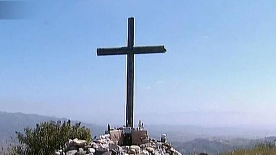 Atheists threaten lawsuit over crosses at Camp Pendleton