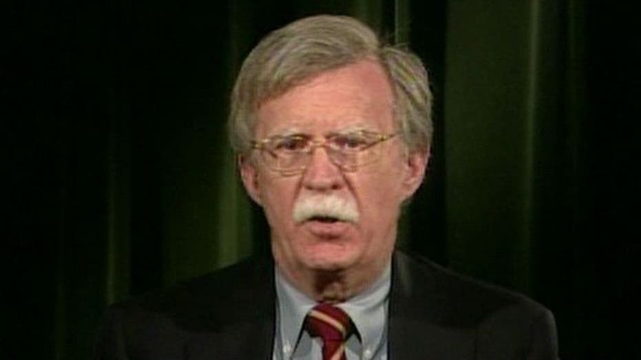 Amb. Bolton blasts Obama foreign policy