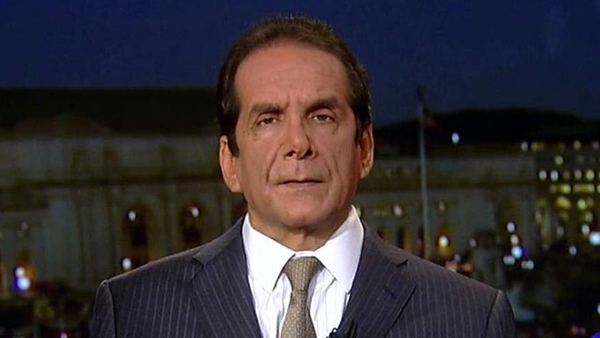 How should the candidate respond to personal attacks? Krauthammer weighs in.