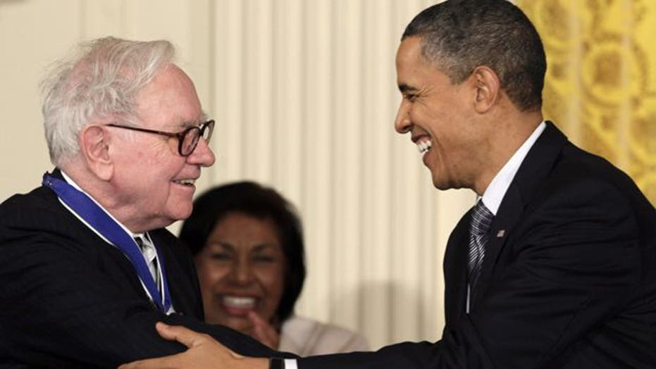Democrats promise to 'repeatedly' bring up 'Buffett Rule'