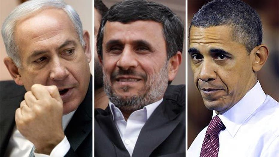 New tensions between Israel, US over Iran's nuclear program