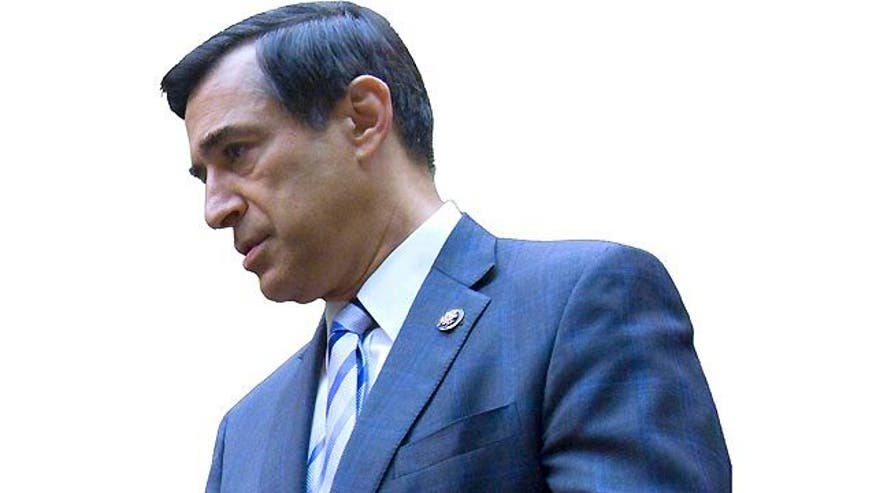 California Congressman Darell Issa on scandal