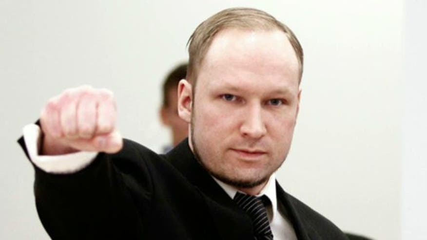 Breivik says he either wants death or acquittal