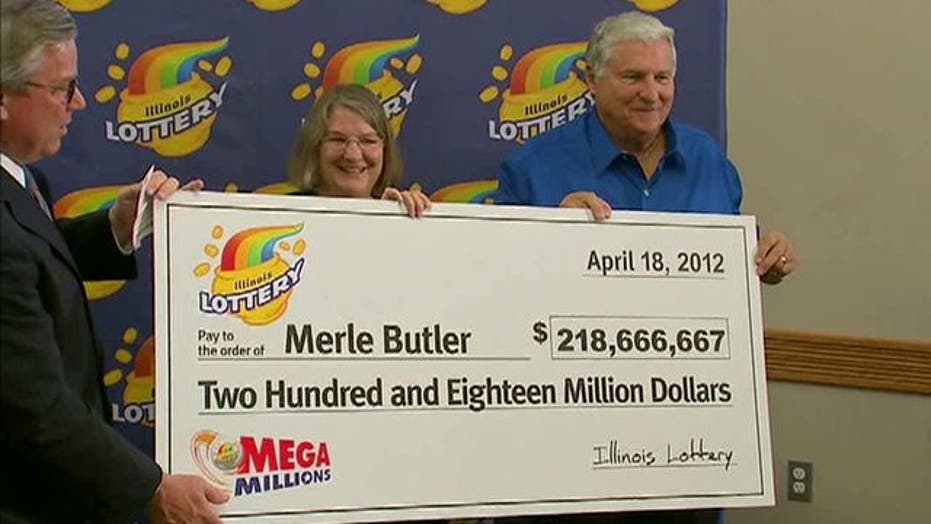 Mega Millions winners make plans for prize