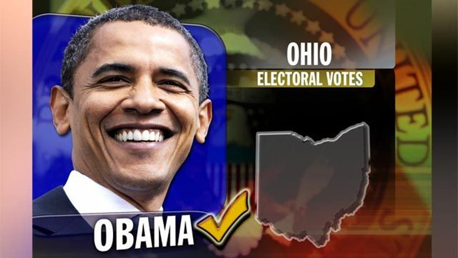 Ohio at the Heart of Obama's Election Strategy