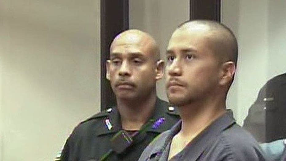 Zimmerman's case and stand your ground law