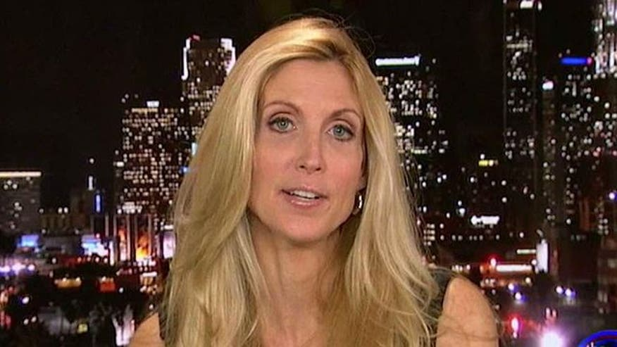 Ann Coulter explains her provocative new column urging blacks to buy guns and join the NRA