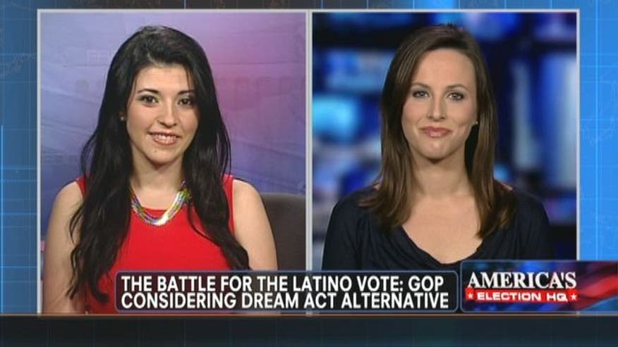 Director of the RNC Hispanic Outreach Campaign, Bettina Inclan, and Senior Editor of Politic365.com, Alicia Menendez, debate the Latino Vote 2012.