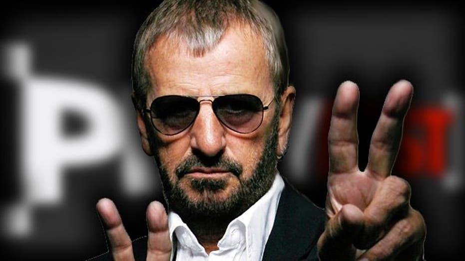 Winner crowned in Ringo Starr competition