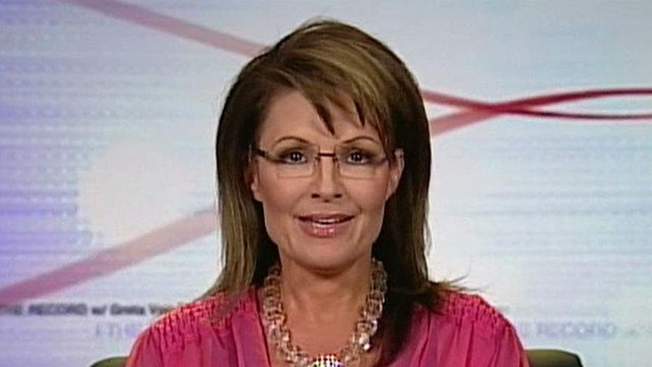 Palin on GSA and government gone wild