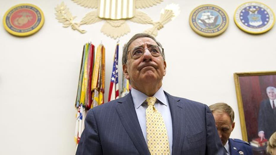 Sec. Panetta: We will not act unilaterally in Syria