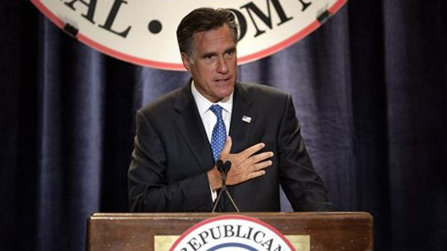 President's 'silver spoon' comment ignites debate over whether it was directed at Gov. Romney's finances