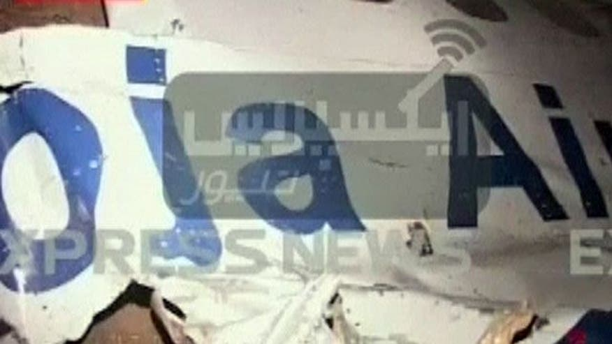 Plane goes down in Islamabad