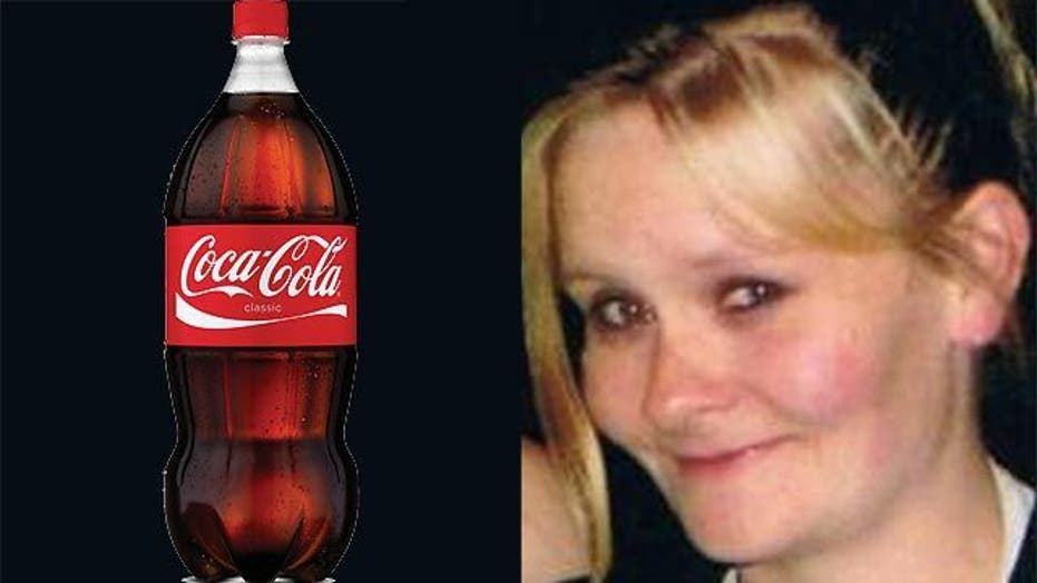 Woman's Coca-Cola habit cited in death