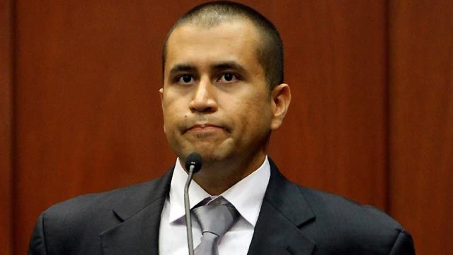 Documents released on George Zimmerman's case past
