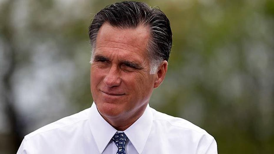 Romney's Mormon faith thrust into spotlight