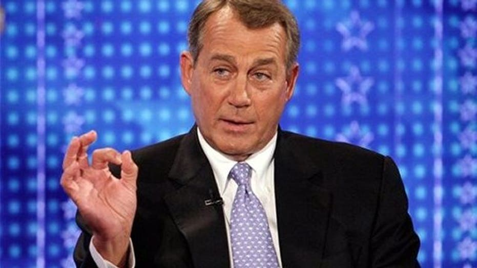 Boehner: America can't live with 4 more years of Obama