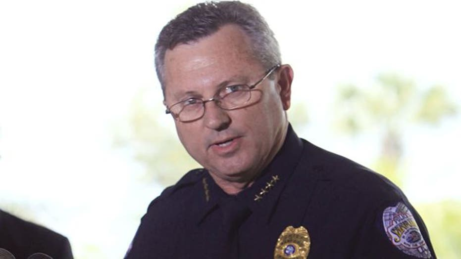 Sanford police chief's resignation denied by city officials