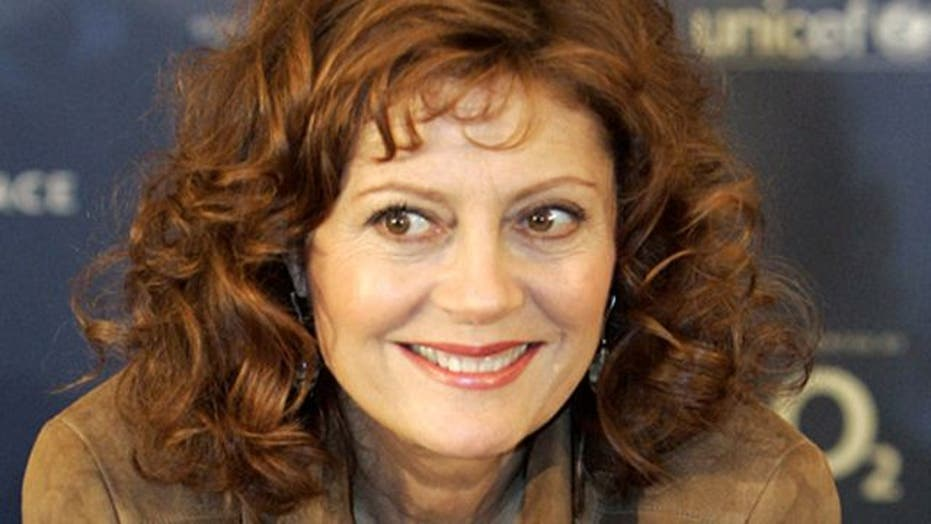 Susan Sarandon a White House risk?