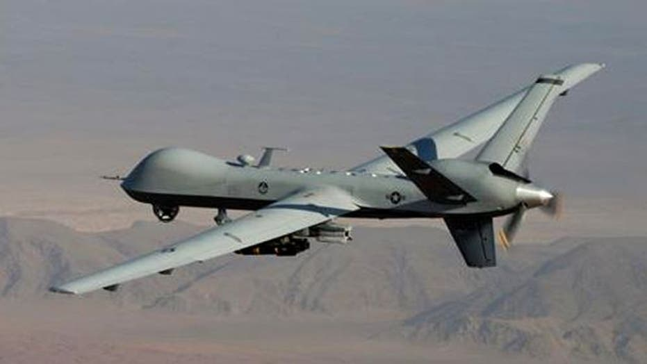 US reportedly eases limits on drone strikes