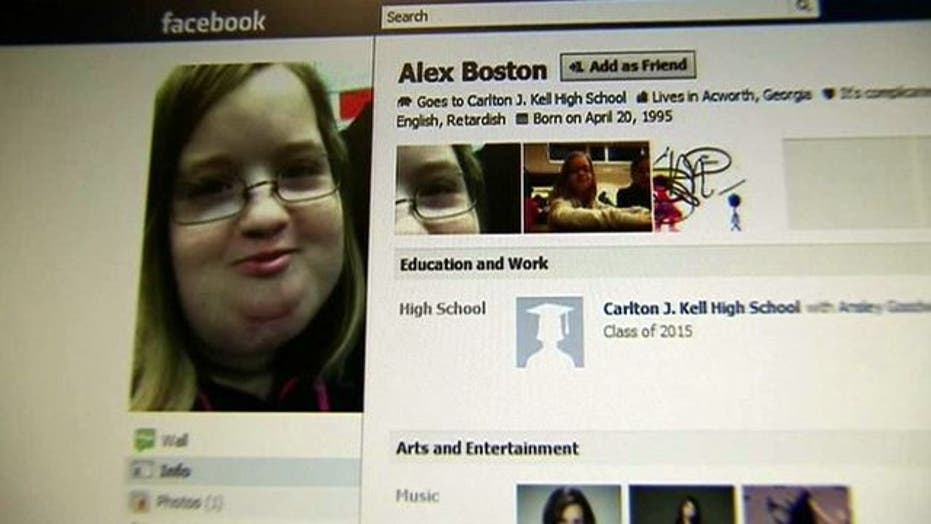 Student files libel suit over fake Facebook page