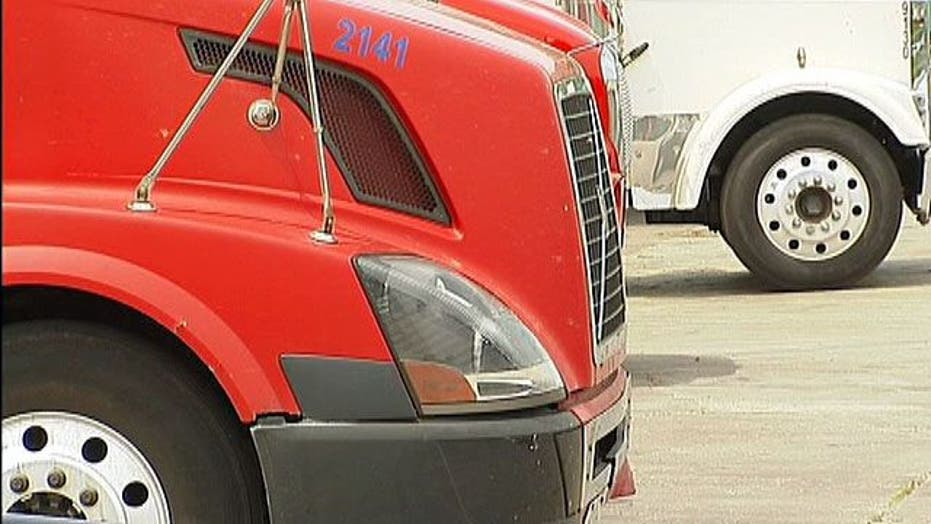 Trucker misses turn, lands in Mexican prison