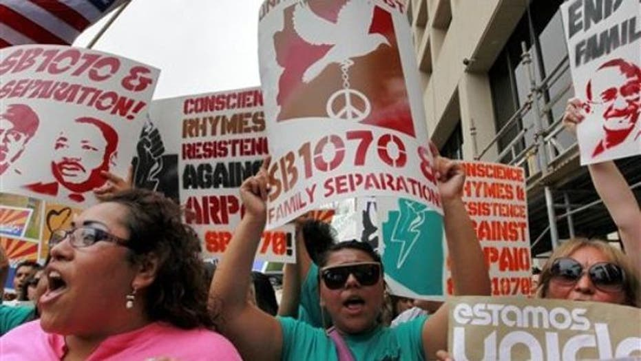 Will the Arizona immigration law stand?