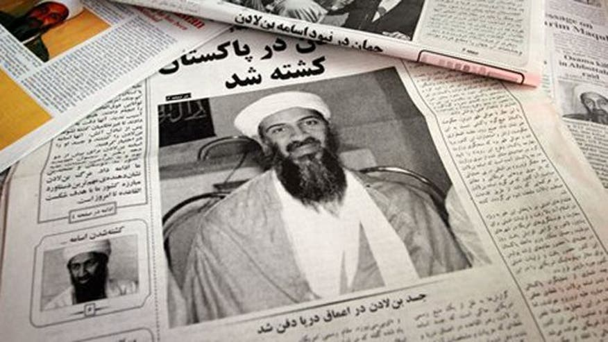 Terror group planning payback for bin Laden raid?