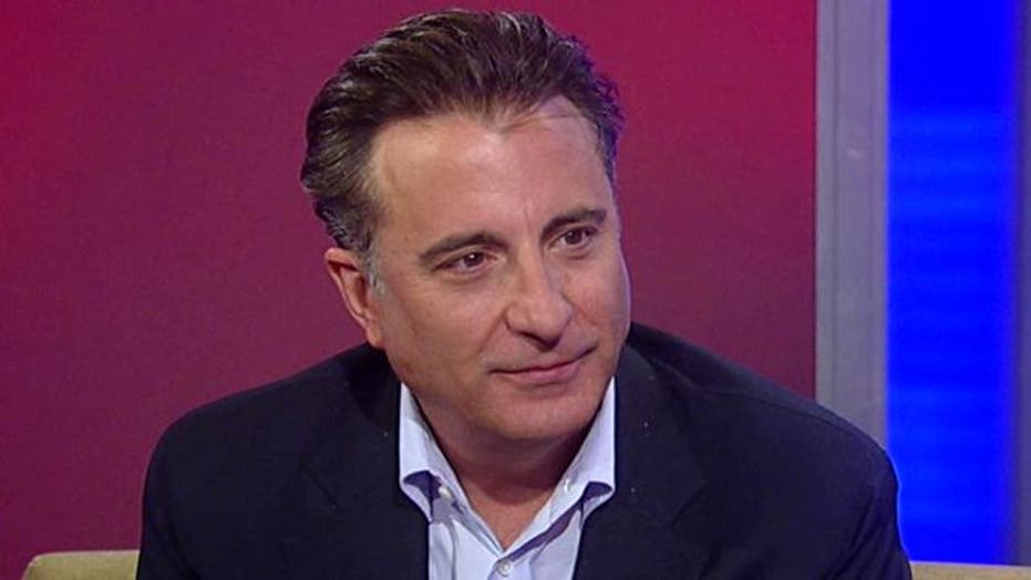 Andy Garcia's 'Greater Glory'