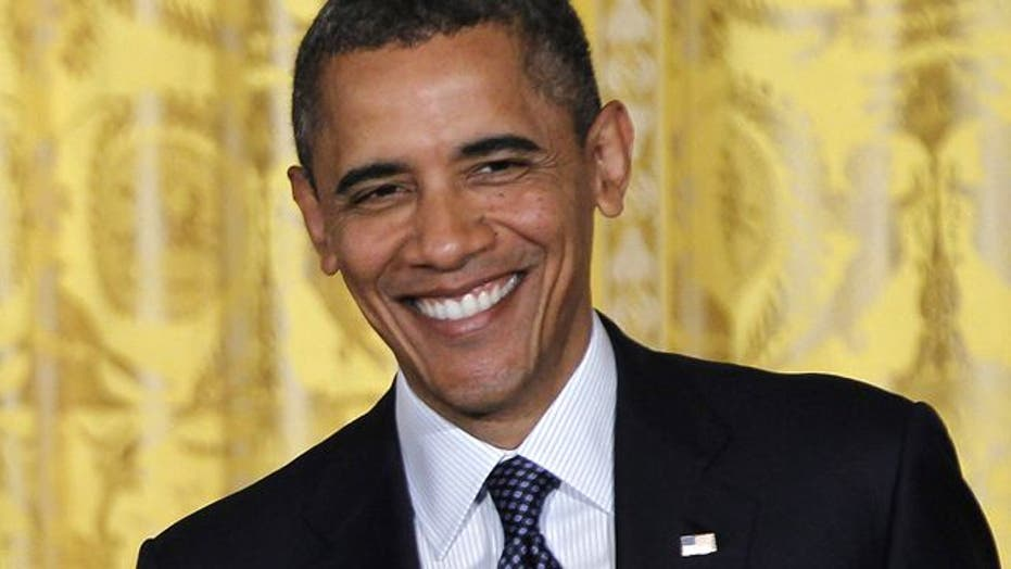 Obama Pays Price for Attacking Romney on bin Laden Kill