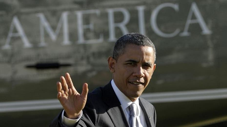 Is the president politicizing the Bin Laden mission?