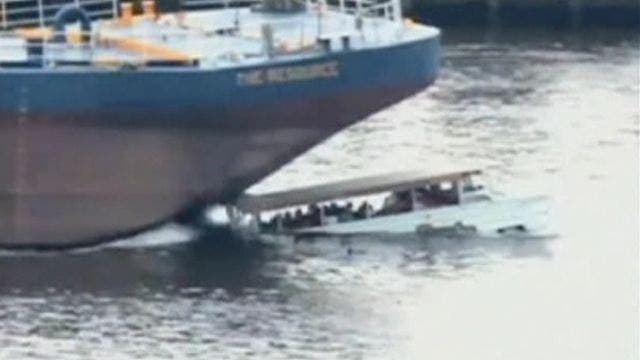 New Video Shows Fatal 2010 Philly Duck Boat Crash Fox News