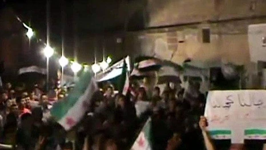 Protests continue against Syrian President Assad