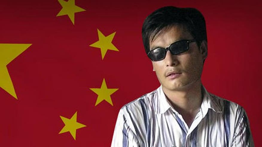Chen Guangcheng, a Chinese dissident lawyer arrested for suing the regime over forced abortions and sterilizations, is now pleading for asylum after being handed by U.S. officials over to Chinese authorities.