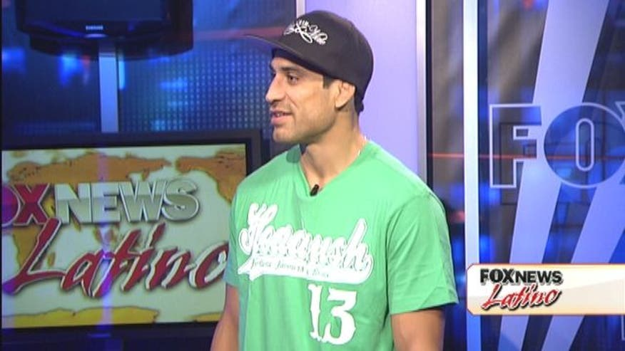 Fox News Latino speaks to UFC fighter Danny Castillo about his fight this Saturday on Fox, The Ultimate Fighter and more.