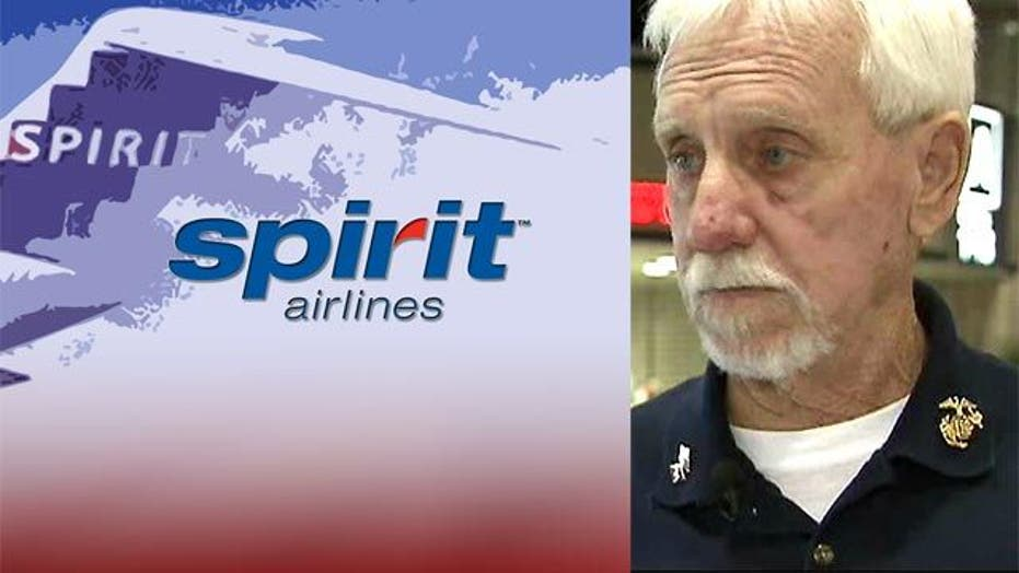 Airline denying refund to dying vet has history of bad PR