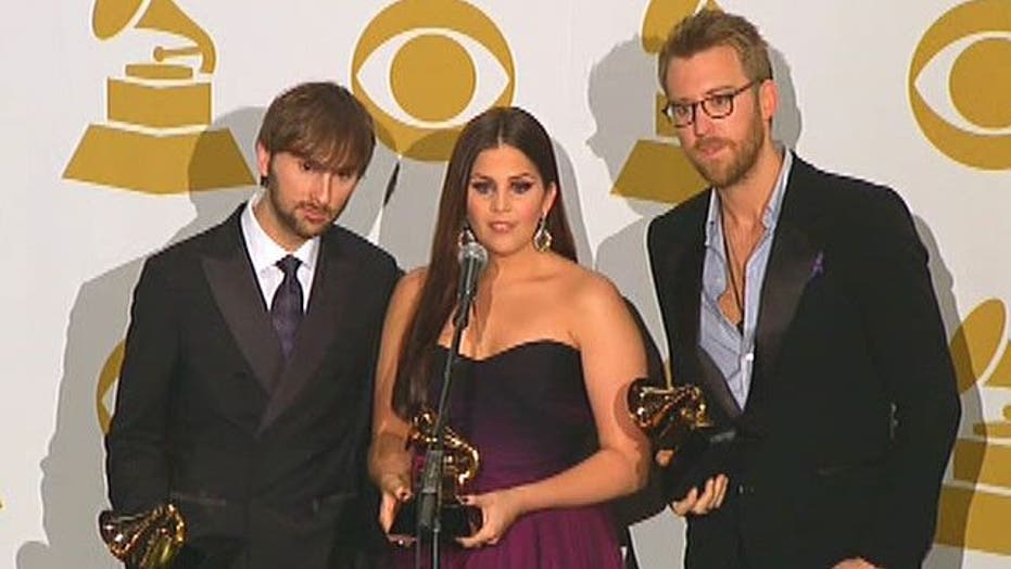 Join Lady Antebellum in studio!