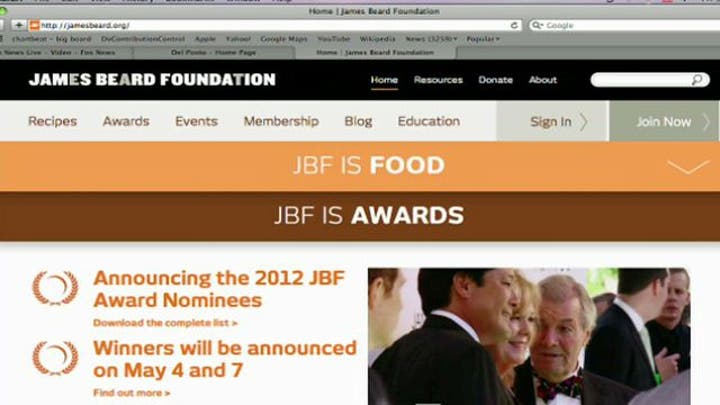 Secrets of a 'Best Chef' nominee