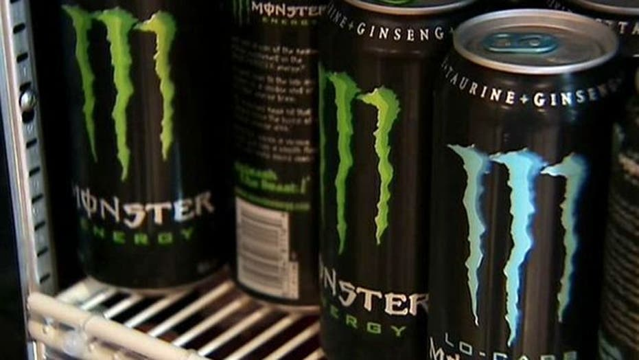 Energy drinks: Bad for your teeth?