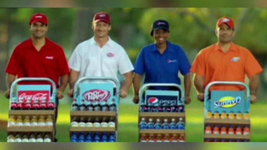 Soda companies fight back against ads linking soda, obesity