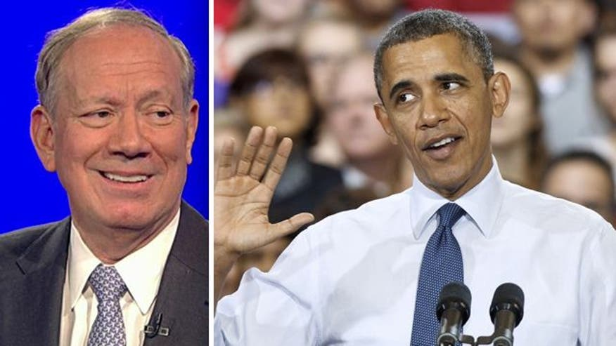 Former N.Y. Gov. George Pataki says policies are opposite of what America should be doing