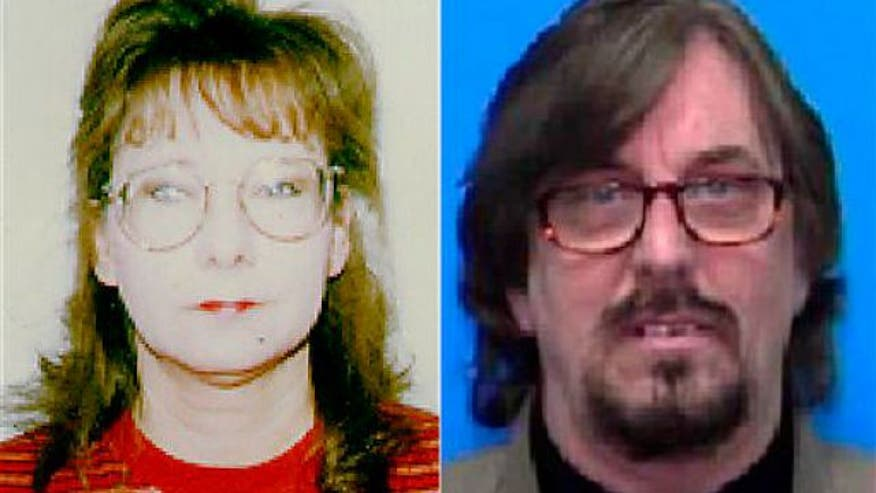 Authorities track down elusive pair